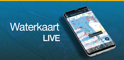 All bridges & locks, live shipping route info, water levels, meteo, route planner