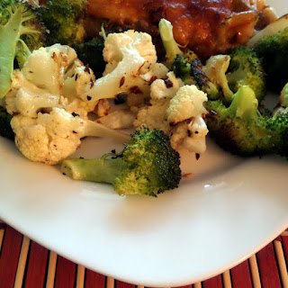 Cumined Cauliflower and Broccoli Recipe