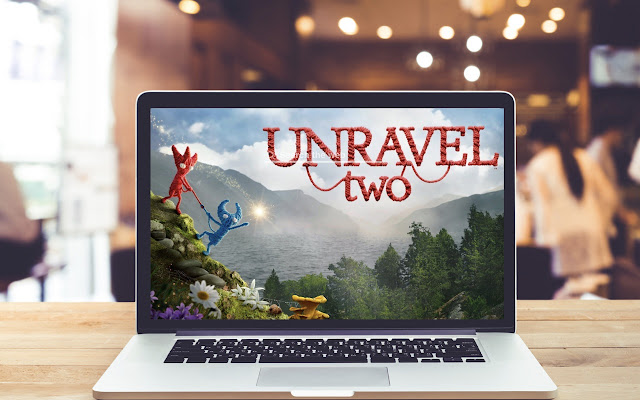Unravel 2 HD Wallpapers Game Theme