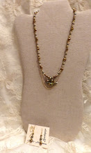 Photo: # 227 Genuine blister pearl pendant (in shape of bird), freshwater pearls, gold plate $80
