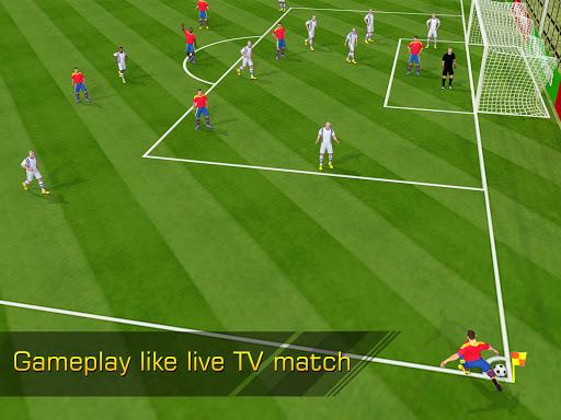 Soccer Champions 2018 Final Game  screenshots 5