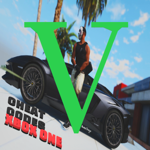Icon for CHEAT CODES FOR GTA V