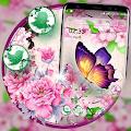 Butterfly Flower Launcher Theme APK