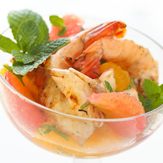 Chilly Caribbean Shrimp