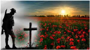 In Flanders Field - 100th Anniversary of WWI - 1914-1918