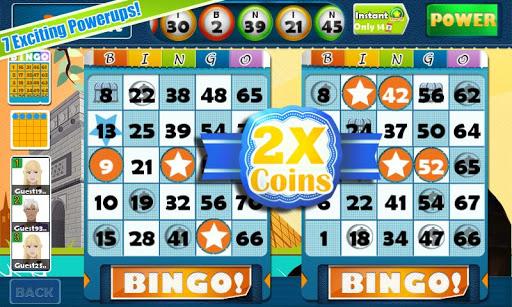 Bingo Fever - Free Bingo Game screenshot 4