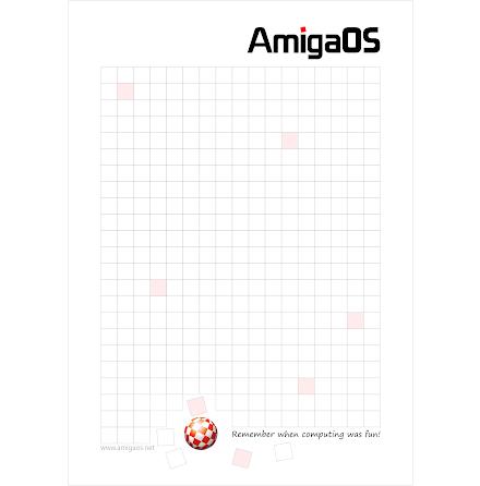 Notepad AmigaOS