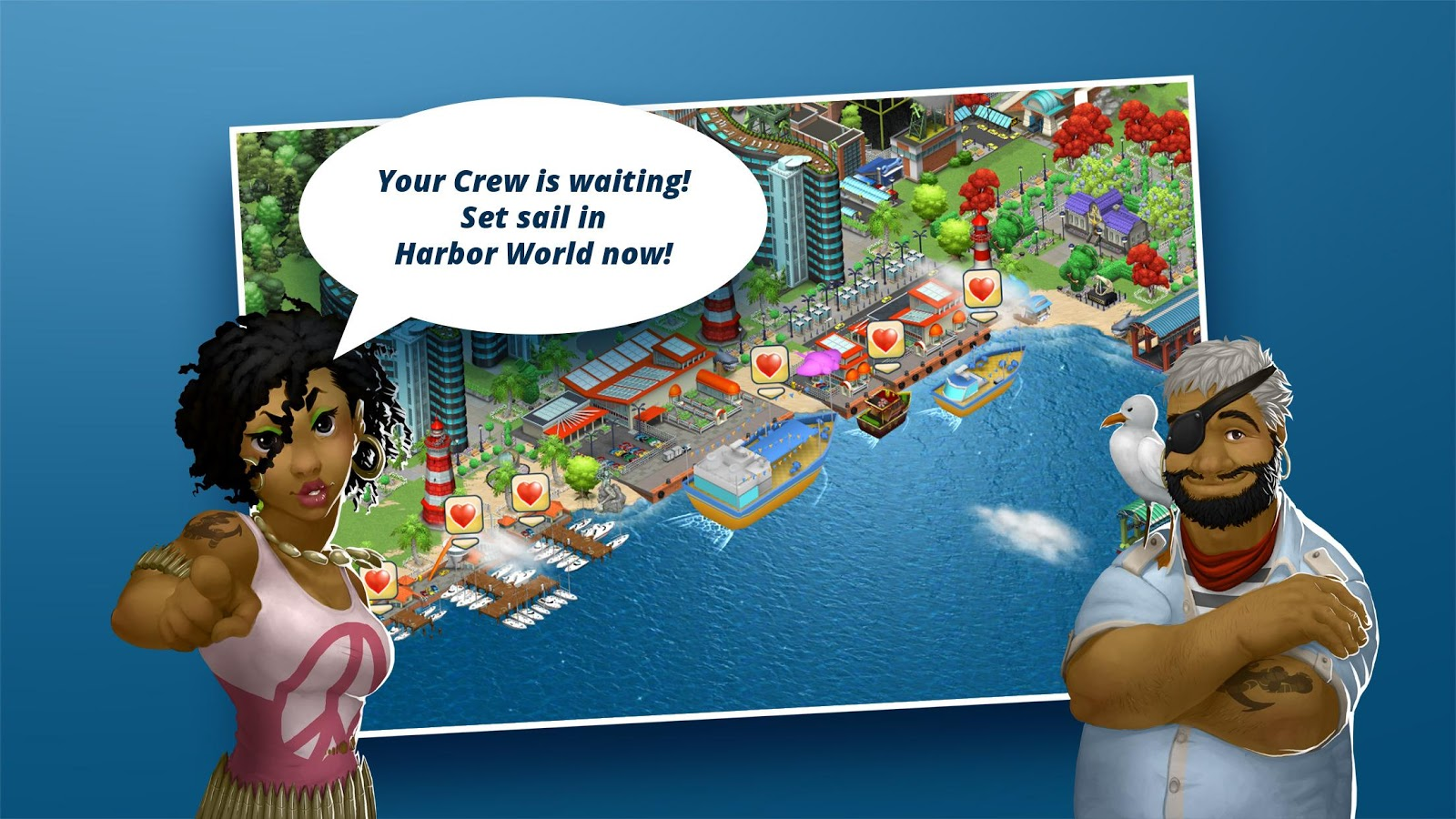 Harbor World- screenshot