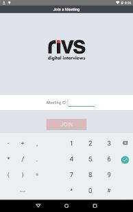 RIVS Live - náhled