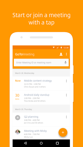GoToMeeting beta