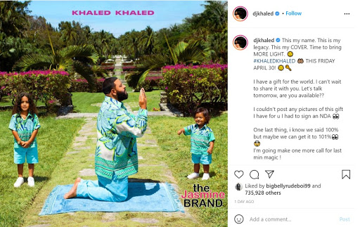 Beyoncé Speculated To Make Appearance On Upcoming DJ Khaled Album