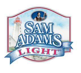 Logo of Samuel Adams Light