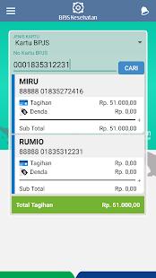 BPJS Kesehatan Mobile- screenshot thumbnail