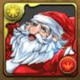 聖夜の使者・サンタクロース