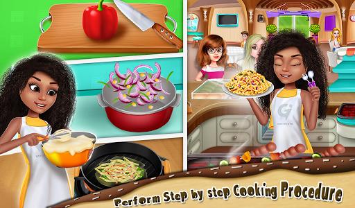My Rising Chef Star Live Virtual Restaurant 1.0.1 screenshots 12