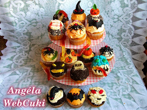 Photo: Halloween muffinok 2013  http://angelawebcuki.blogspot.hu/2013/10/halloween-muffinok-2013.html