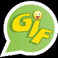 Gifs for whatsapp icon