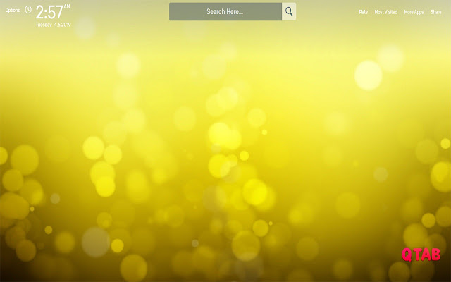In The Yellow Wallpapers Hd Theme