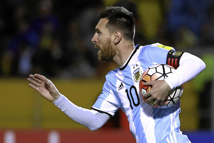Argentina's Lionel Messi is expected to light up the Fifa 2018 World Cup.