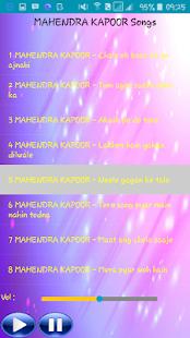 MAHENDRA KAPOOR Songs - náhled