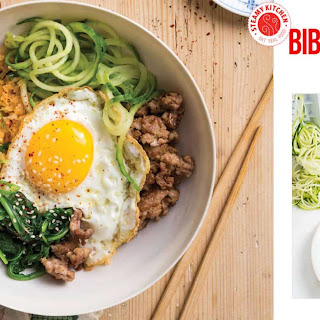 Korean Bibimbap Recipe - Paleo and Low-Carb.