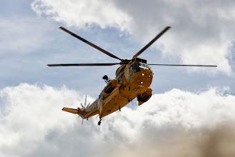 Photo: RAF Sea King