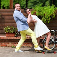 Wedding photographer Kseniya Dokuchaeva (KseniaDokuchaeva). Photo of 06.04.2016