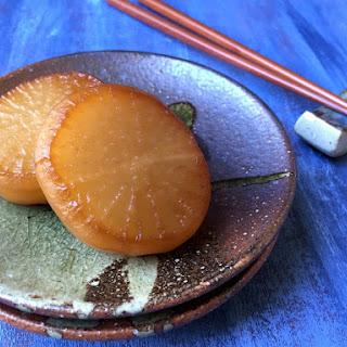 Japanese Radish Daikon Recipes.