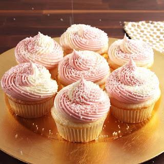 Moscato Cupcakes.