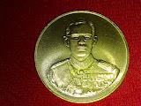 เหรียญ ที่ระลึกสร้างโรงพยาบาลราชพิพัฒน์ปี2539 เนื้อทองคำแท้หนัก15กรัม