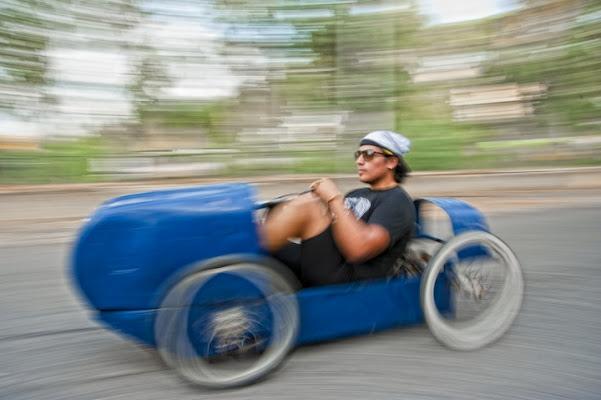 Quando la velocità è relativa di si