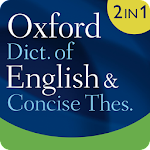 Oxford Dictionary of English & Thesaurus 10.0.409