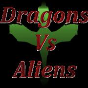 Dragons Vs Aliens