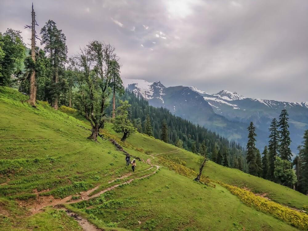 bunbuni+trek+parvati+valley+himachal+india+himalayas