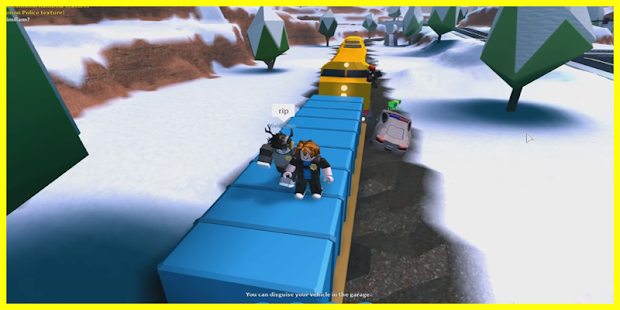 Guide For Trains Jailbreak Roblox - náhled
