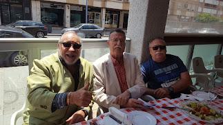 Más de treinta ex boxeadores se reunieron para celebrar las décadas de éxitos del noble arte en Almería.