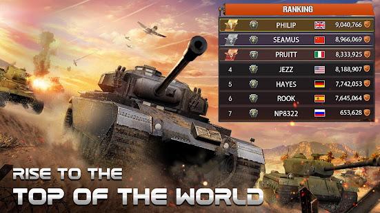 Furious Tank : War of Worlds Mod
