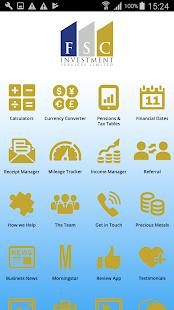 FSC Investment Services - náhled