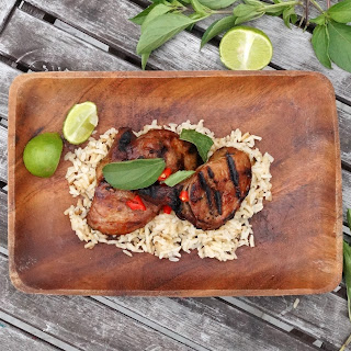 Vietnamese Grilled Pork.