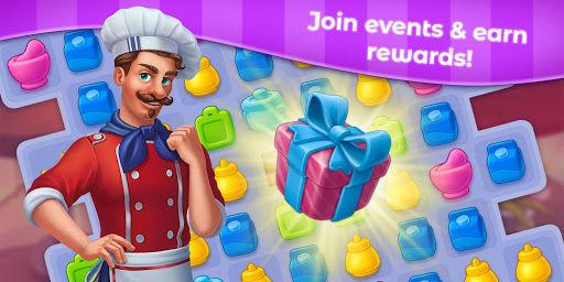 Cooking Paradise - Puzzle Match-3 game apktram screenshots 14
