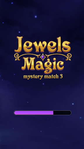 Jewels Magic: Mystery Match3 1.3.15 screenshots 1