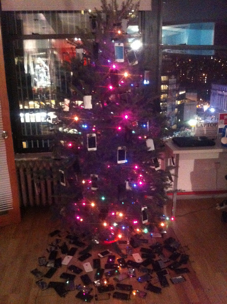 Photo: Our iTree 2011!