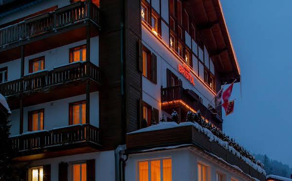 Hotel Bristol Relais du Silence Superior
