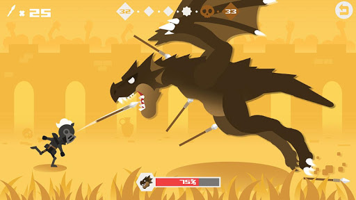 Hero of Archery filehippodl screenshot 1