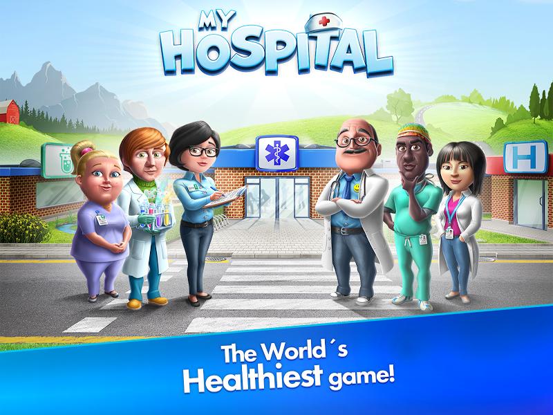 My Hospital: Build. Farm. Heal Screenshot 14