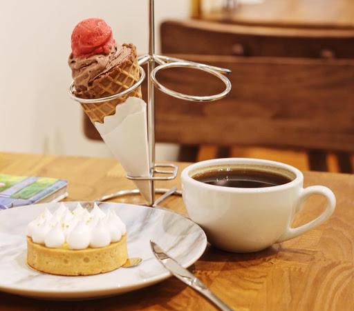 道地義式冰淇淋,口感綿密味道濃郁熱量又低
