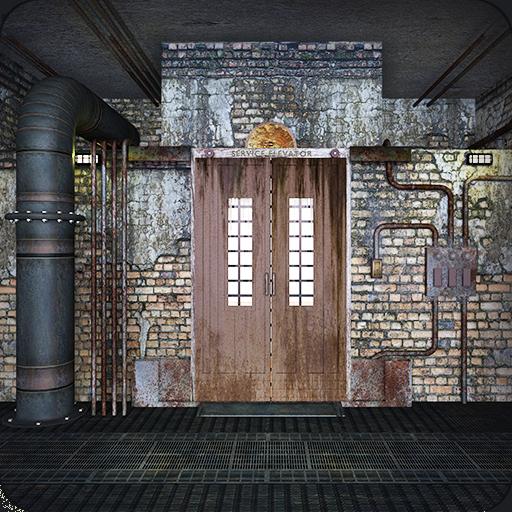 Escape Puzzle: Elevator Hall (game)