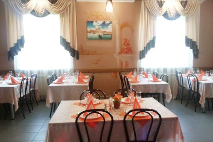 Фото №4 зала Вилла Венеция