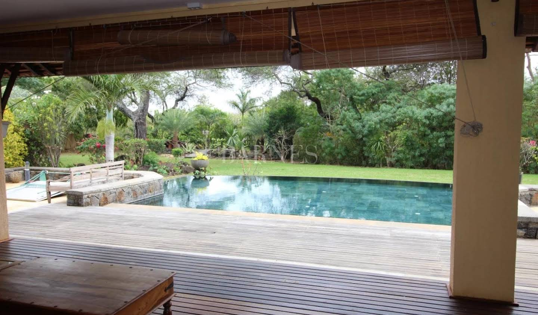Villa avec jardin Tamarin
