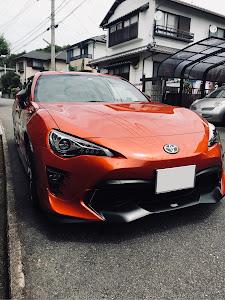 86 ZN6 GT・6MT・2017年式のコーティングのカスタム事例画像 Hiroki@ZN6さんの2018年08月10日11:14の投稿